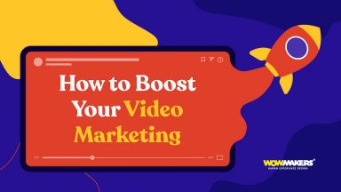 Boost your video marketing