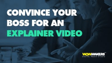 Convince Boss For Explainer Video