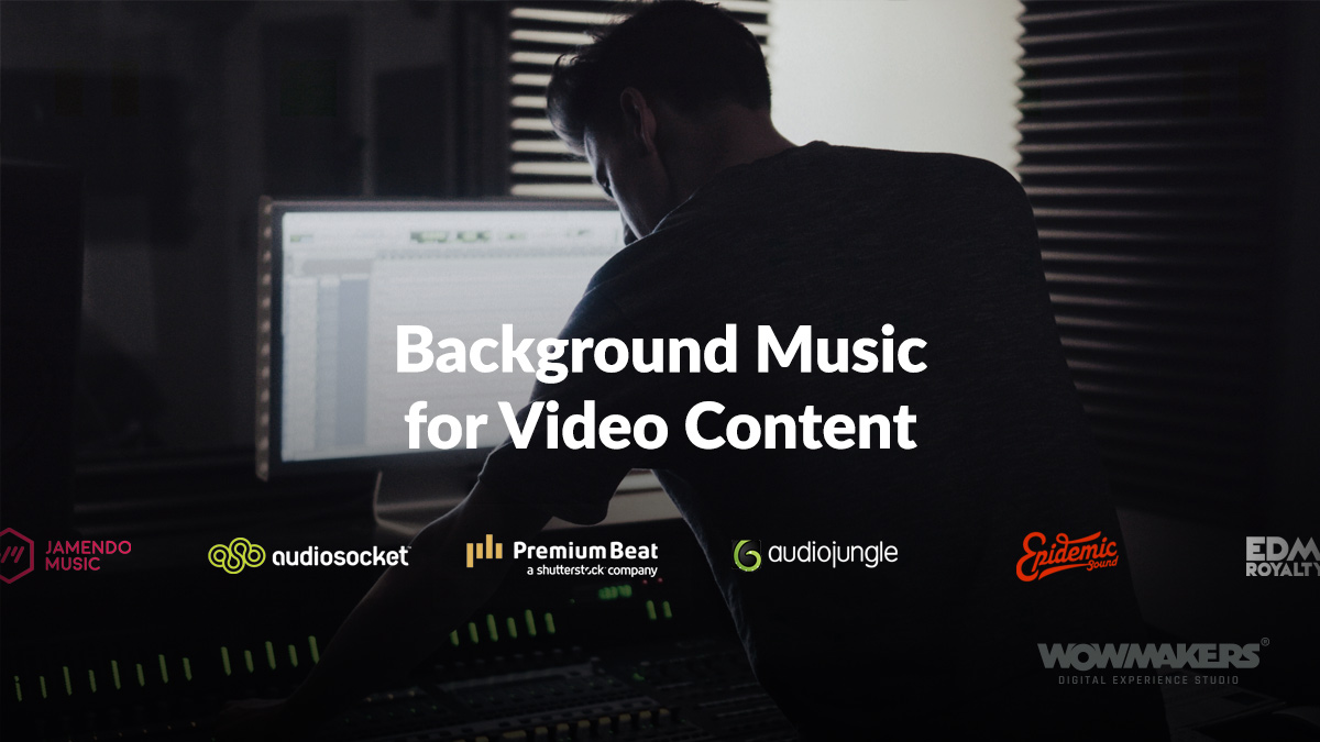 best websites to find background music for video content