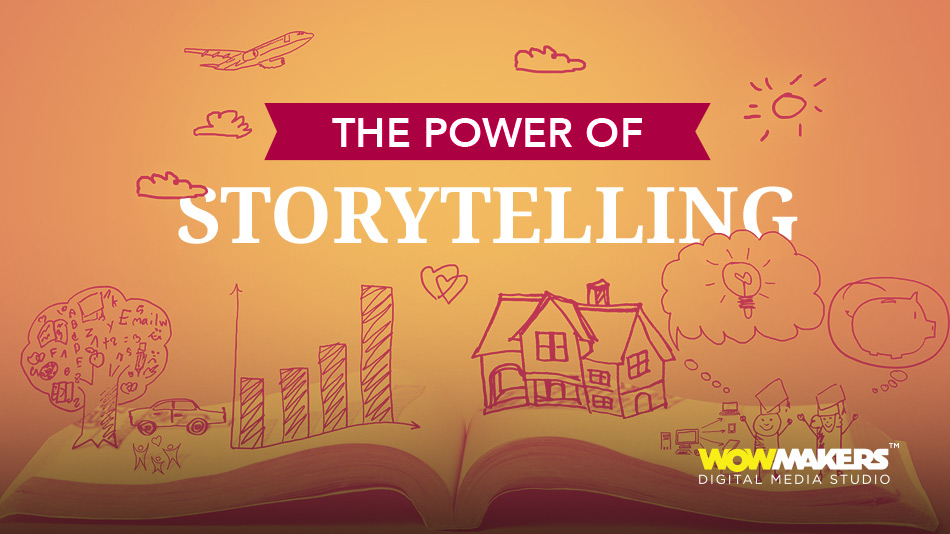 Power of storytelling in business