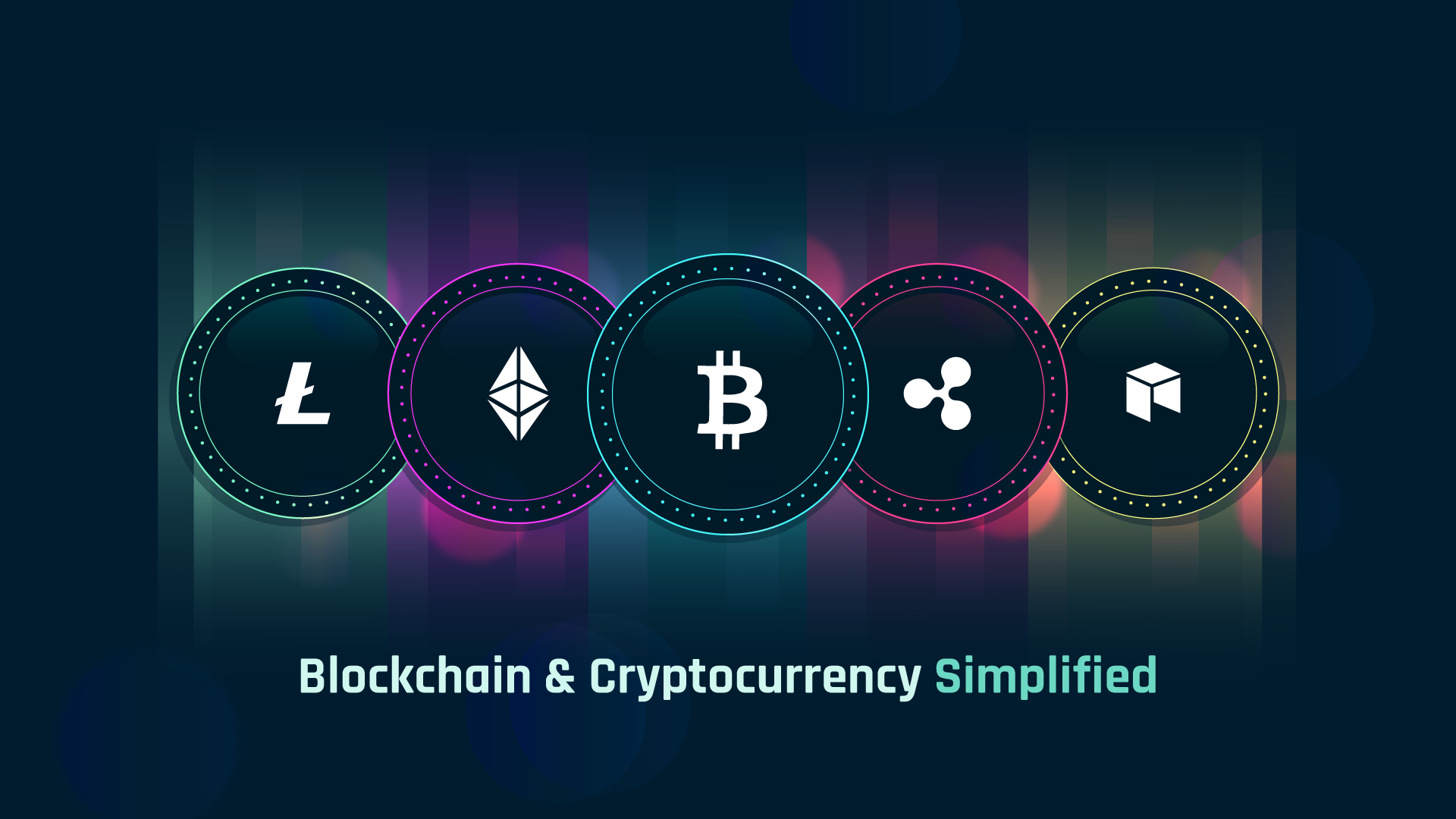 Block chain and cryptocurrency simplified using explainer video