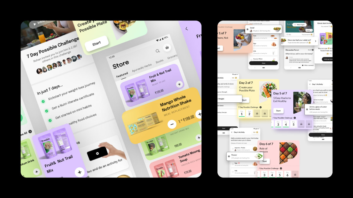 UX project from Parallel UX design agency