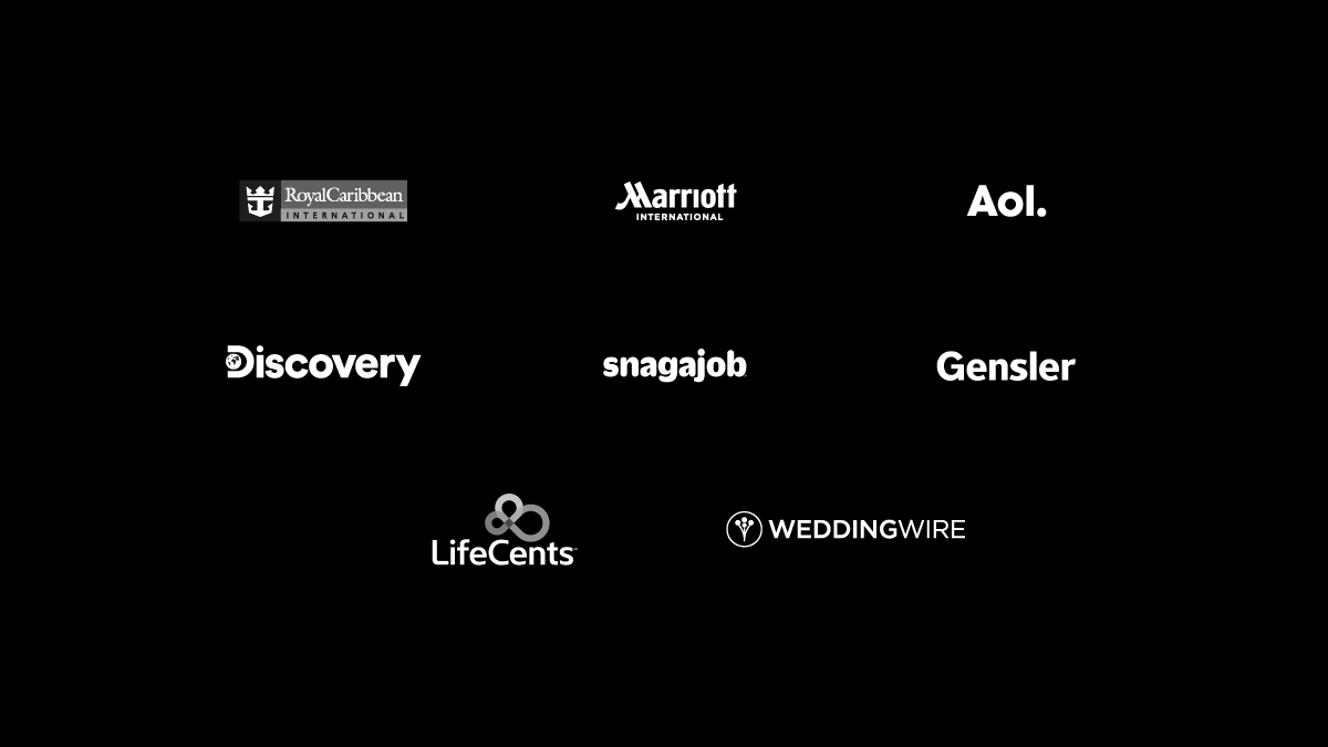 Major clients of - Brave UX agency