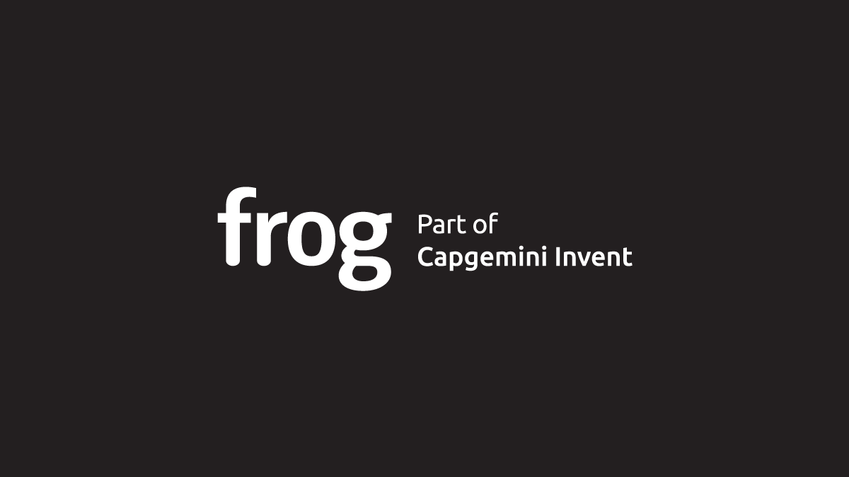 Frog designs - Acquired by Capgemini