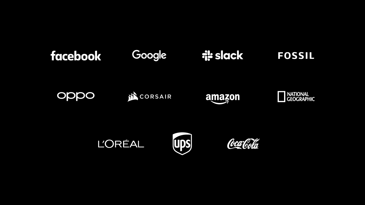 Major clients of - Clay UX