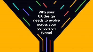 Relation between UX design and conversion funnels