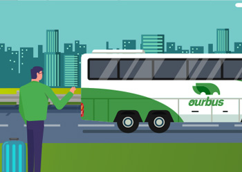 Ourbus - The Smarter Commute